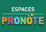 Espace Pronote